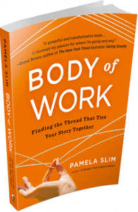 Body of Work book cover
